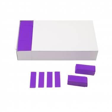 Paper rectangular confetti (Brick 1 kg.)
