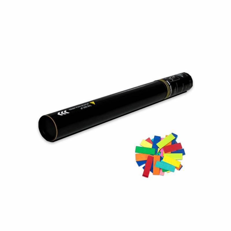 Canon manuel 50 cm. (Confettis)