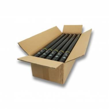 20 Cañones manuales 80 cm (vacíos)