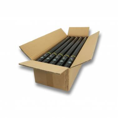 20 electric cannons 80 cm. (empty)