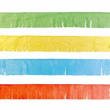 Fringe paper (50 m.)