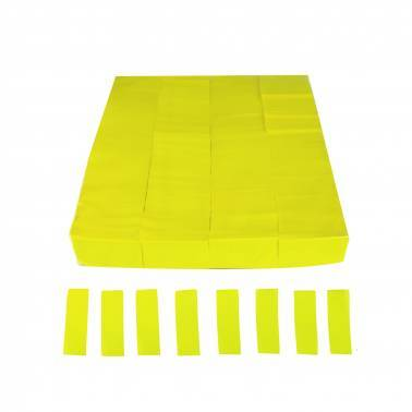 FLUOR rectangular confetti (Bag 1 kg.)