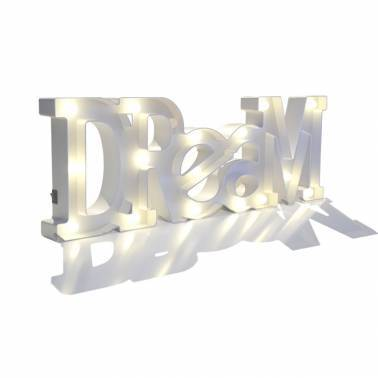 Letras luminosas DREAM