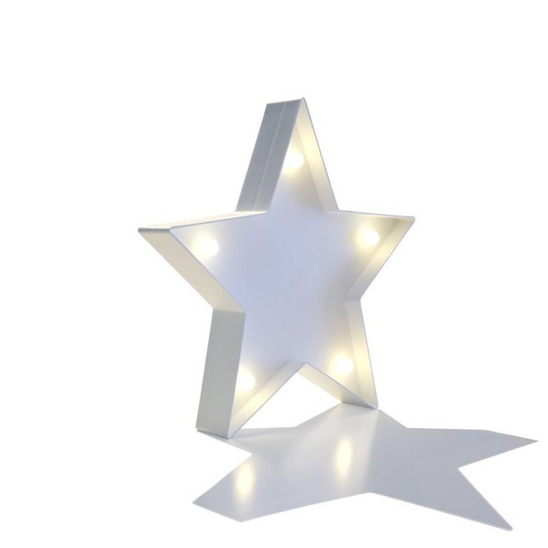 Símbolo luminoso ESTRELLA