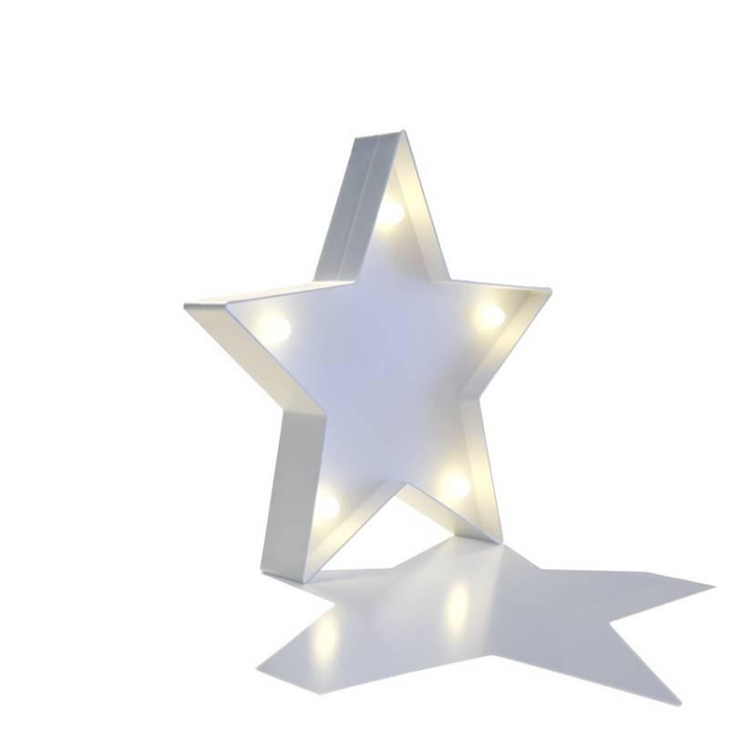 Symbole Lumineux ÉTOILE