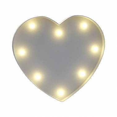 HEART light symbol