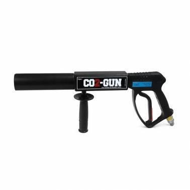 Pistola CO2 GUN efecto megatron