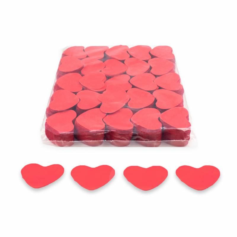 Paper Hearts confetti (1 kg.)
