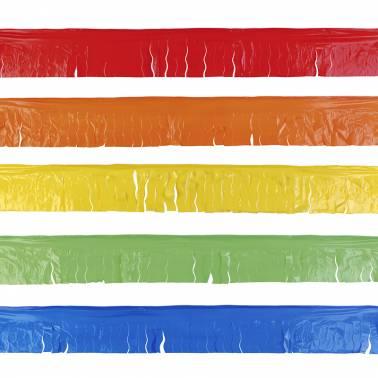 Plastic fringe (25 m.)