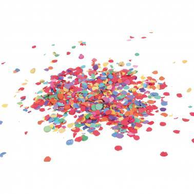 Confeti clásico multicolor (Bolsa 50 g.)